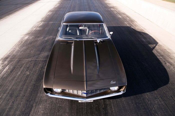 1969 Chevrolet COPO Camaro 1969 Chevrolet COPO Camaro, Авто, Фотография, Ретроавтомобиль, Длиннопост