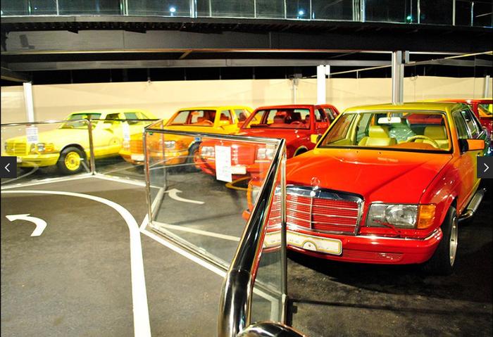 Монстр-трак на базе S-класса, восьмиколесный Nissan и другие шедевры шейха Хамада Авто, Длиннопост, Картинки, Что ты такое, Норм фантазия