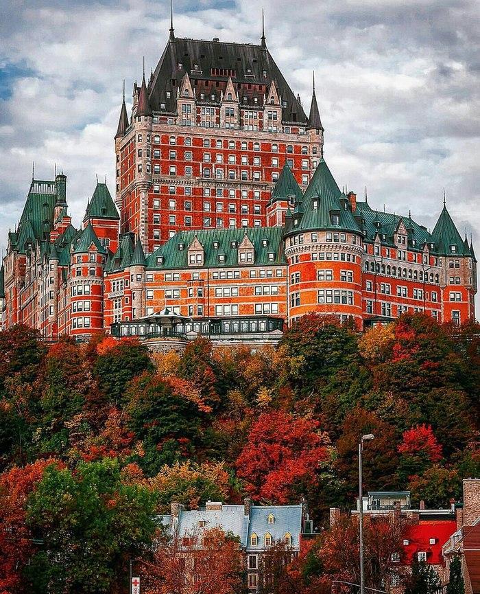 Квебек. Канада
