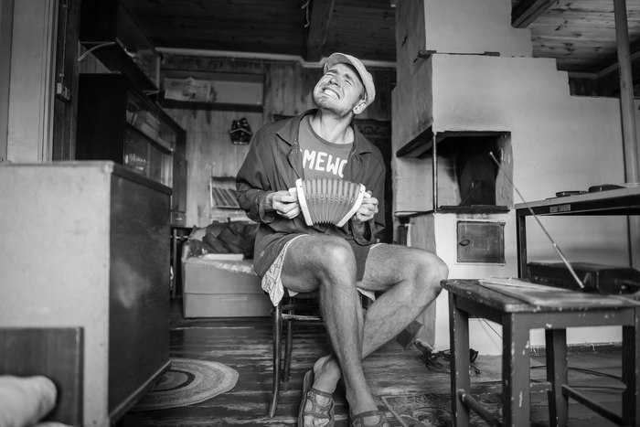 Селфи-автопортрет Фотограф, Автопортрет, Nikon, Ракурс, Длиннопост