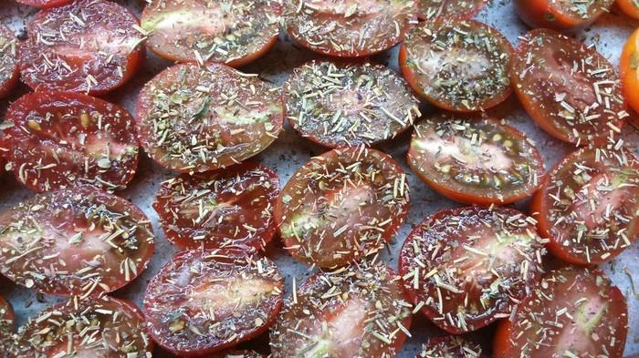 Вяленые томаты экспериментальные (не с оливковым маслом) Вяленые томаты, Помидор, Сеньор помидор, Заготовки, Едаялюблютебя, Длиннопост