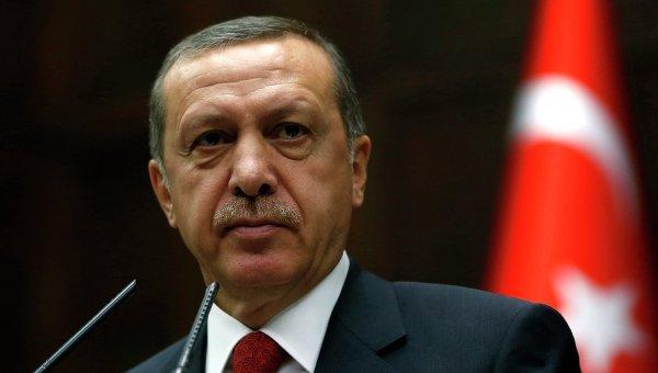 Эрдоган заявил, что Турция не признает Крым российской территорией Эрдоган, Турция, Крым, Россия, Украина, Политика