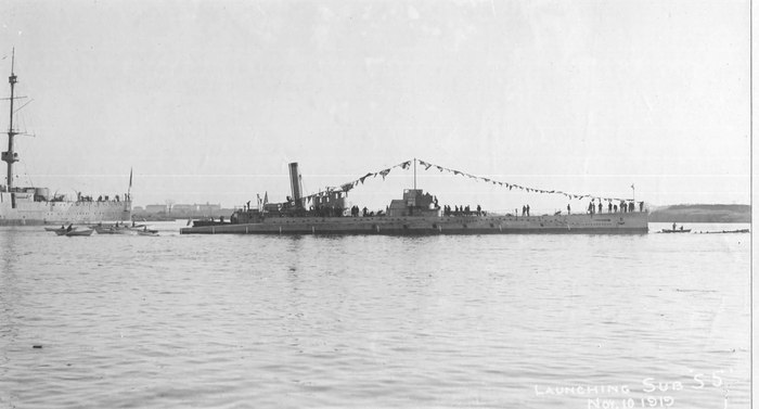 """""""Звонок из глубины"""": как все было на самом деле История, Флот, Подводная лодка, Подводный флот, Длиннопост"""