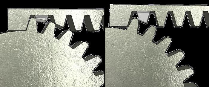 Айсофт механика: AOE или угол захвата поршня Страйкбол, Механика, Длиннопост