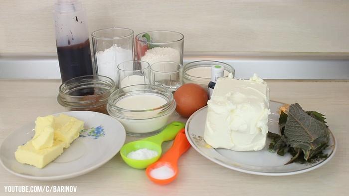 """Капкейк """"Мятно Шоколадный Молочный Коктейль"""" Капкейки, Рецепт, Мята, Шоколад, Молочный коктейль, Видео, Длиннопост"""