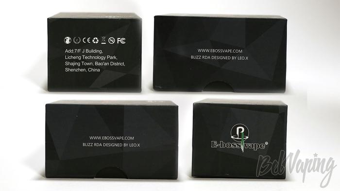 Обзор дрипки BLIZZ RDA Blizz RDA от E-boss vape Электронные сигареты, Vape, Обзор, Вэйпинг, Длиннопост