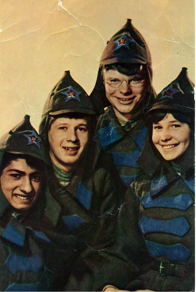Мстители советского детства