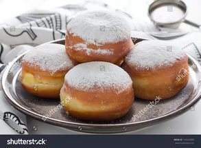 История  пончиков. Пончики, Выпечка, История, Длиннопост