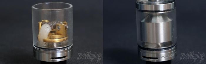 MAGE GTA by CoilArt by CoilTech Электронные сигареты, Vape, Обзор, Инструкция, Длиннопост