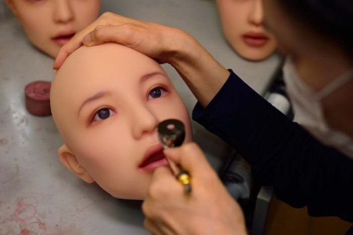Японка предсказывает будущее по минету