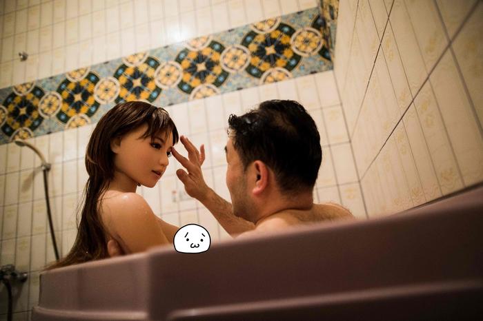 Умные японцы придумали вид секса