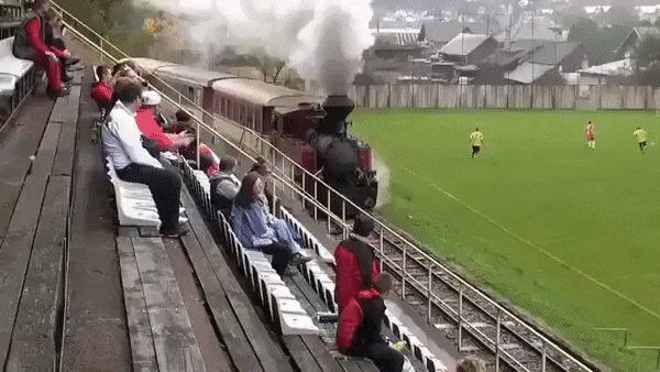 Товарняк Поезд, Футбол, Спорт, Гифка, Словакия