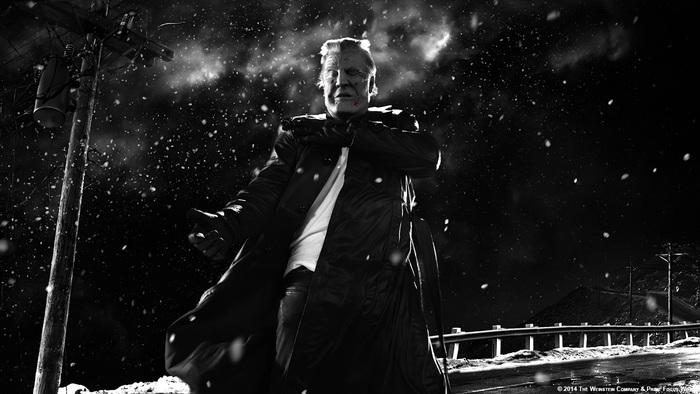 Спецэффекты фильма «Город грехов 2: Женщина, ради которой стоит убивать» Фильмы, Город грехов 2, Спецэффекты, Микки Рурк, Джессика Альба, Брюс Уиллис, Джозеф Гордон-Левитт, До и после vfx, Длиннопост