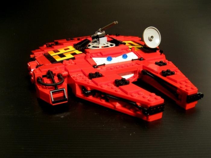 Подборка Соколов Тесячелетий из LEGO Lego, Лего звездные войны, Lego technic, Тысячелетний сокол, Длиннопост