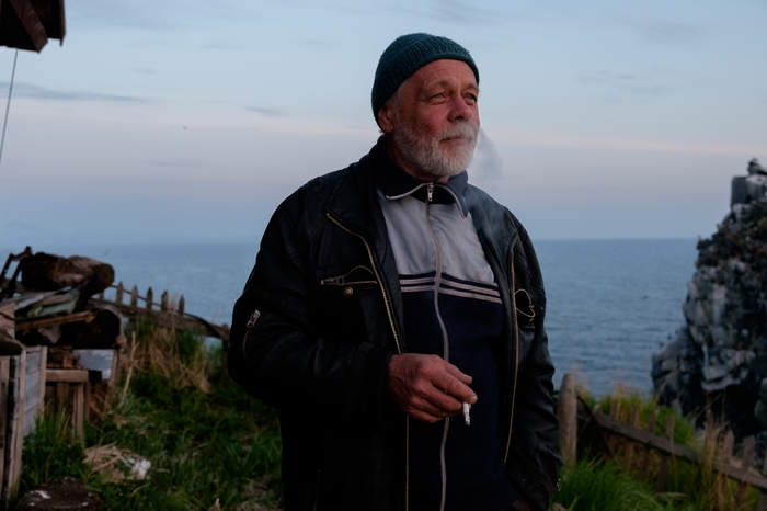 Вахта Николая маяк, мыс Чирикова, работа, длиннопост