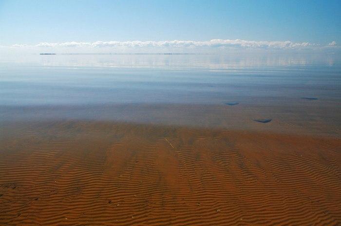 Тихая вода. Финский залив, Штиль, фотография, Дзен, Ленинградская область, длиннопост