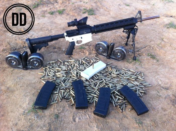 Кликни, распечатай, стреляй или Gun Control is Dead Оружие, Закон, 3d печать, Первый длиннопост, Инженерия, Длиннопост