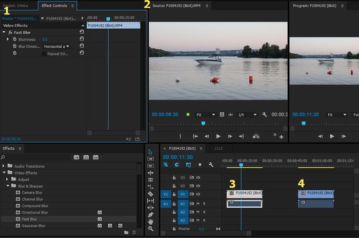 Видеомонтаж от А до Я (часть 7) Видеомонтаж, Видео, Обучение, Длиннопост, Adobe, Adobe Premiere Pro