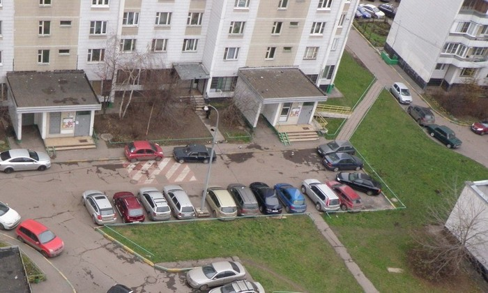 Пригорело! Неправильная парковка, Двор, Заминусуют, Адекватность, Длиннопост