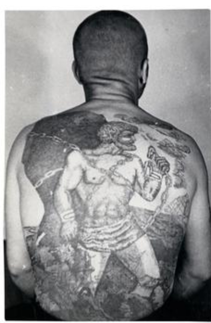 Criminal Tattoo History Amp Prison Tattoos Prison Tattoo - 818×900