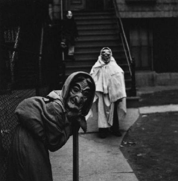 Старые фотографии с хэллоуина. Хэллоуин, Крипота, Фотография, Длиннопост