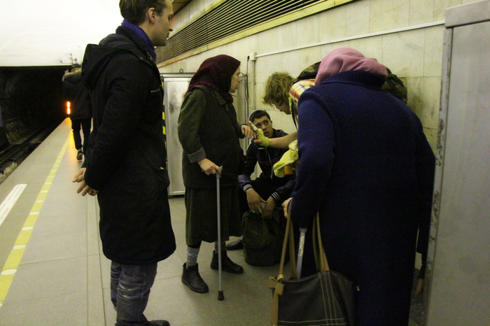 Касты метрополитена Метро, Попрошайки, Попрошайки в метро, Музыканты, Цыгане, Санкт-Петербург