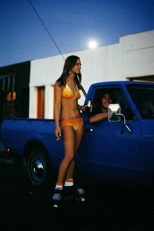 Калифорния, 1970-е.