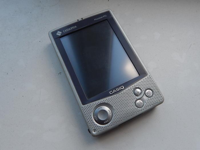 Эпоха PDA. Рассвет и закат целой субкультуры. КПК, смартфон, android, IOS, ностальгия, длиннопост, текст