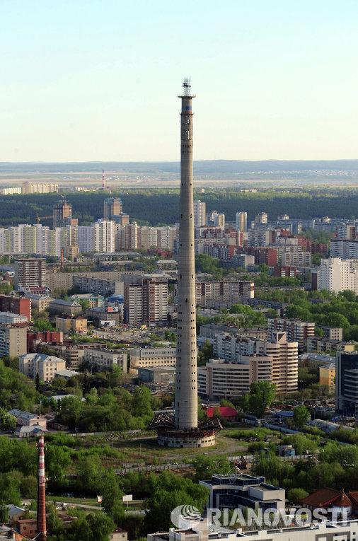 Самый высокий недострой в России взорвут Екатеринбург, Телевышка, Недострой, Взрыв, Направленное разрушение