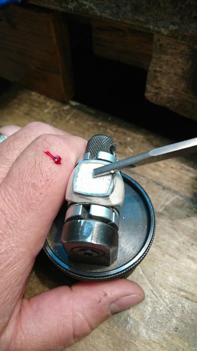 Изготовление кольца-печатки Кольцо, Ювелирные изделия, Длиннопост