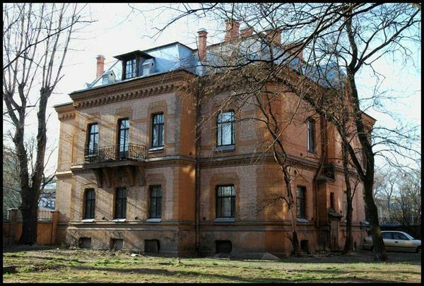 Когда архитектор строит себе дом. Особняк В.А. Шрётера Архитектура, Санкт-Петербург, Особняк, Здание, Дом, Длиннопост