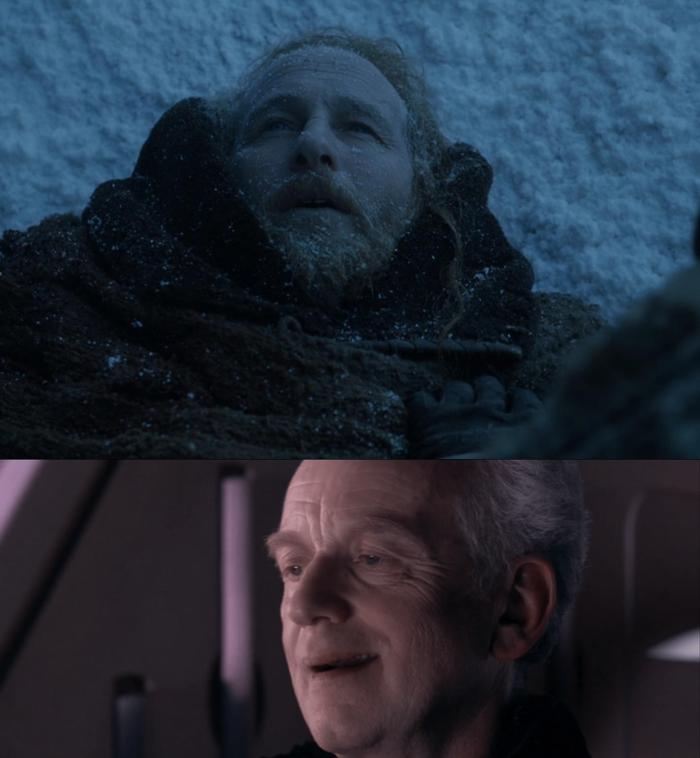 - Забавно. Он мог спасать от смерти других, а себя не сумел.