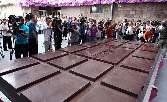 Шоколадное шоу, которое больше шоп, чем шоу. Шоколад, Лондон, Видео, Длиннопост
