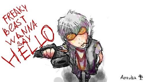 Редизайн старого персонажа Рисунок, Творчество, Draw This Again, Хобби, Длиннопост