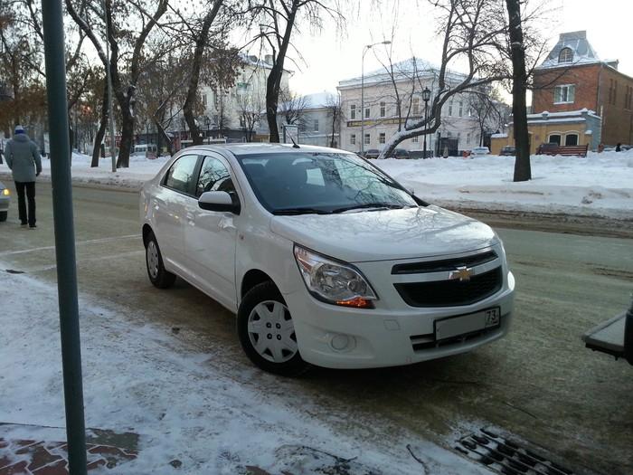 Стоимость владения Chevrolet Cobalt Авто, Затраты, Содержание, Chevrolet, Cobalt, Длиннопост