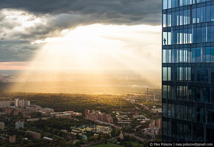 Немного фото-зарисовок комплекса «Москва-Сити» Фотография, Москва, Москва-Сити, Max Polazov, Длиннопост