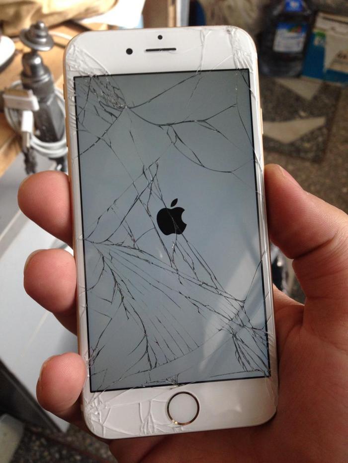 Упал, разбился, затупил. Iphone 7 Ремонт телефона, Ремонт iphone, Хобби, Санкт-Петербург, Длиннопост
