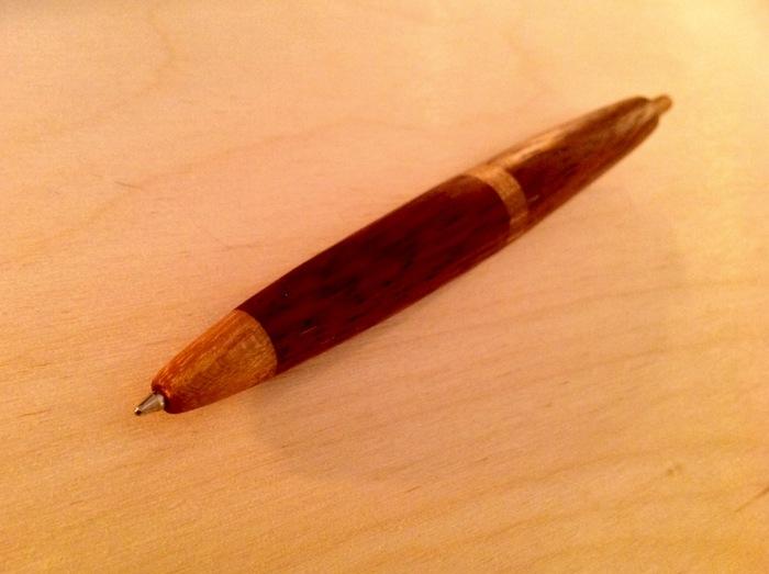 Ручка из дерева в подарок Ручка в подарок, Дерево, Клен, Падук, Работа с деревом, Своими руками, Рукоделие с процессом, Длиннопост