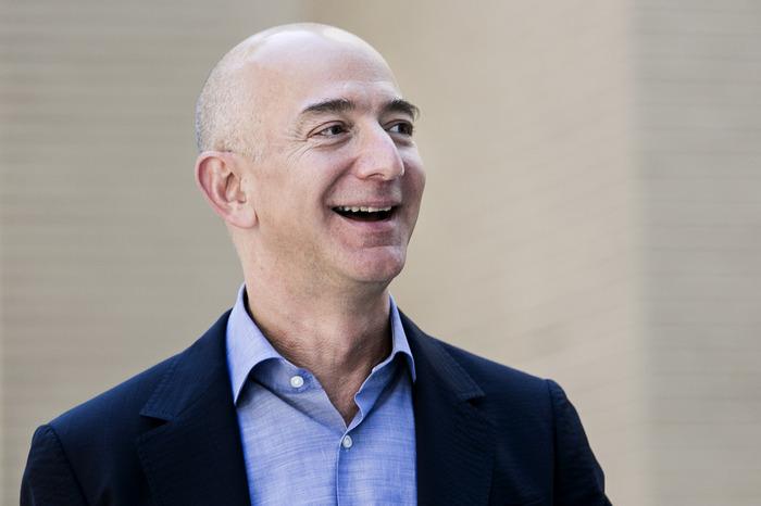 Jeffrey Preston Bezos ˈ b eɪ z oʊ s born Jorgensen January 12 1964 is an American technology entrepreneur investor philanthropist and the founder