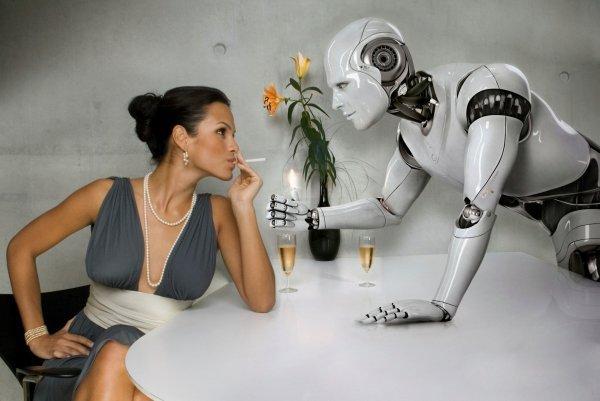 Кунилингус с роботом — img 10