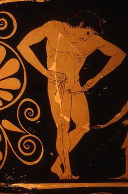Женская сексуальность в древней греции