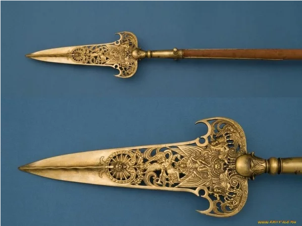 Убийца рыцарей и страшный сон кавалерии - алебарда оружие