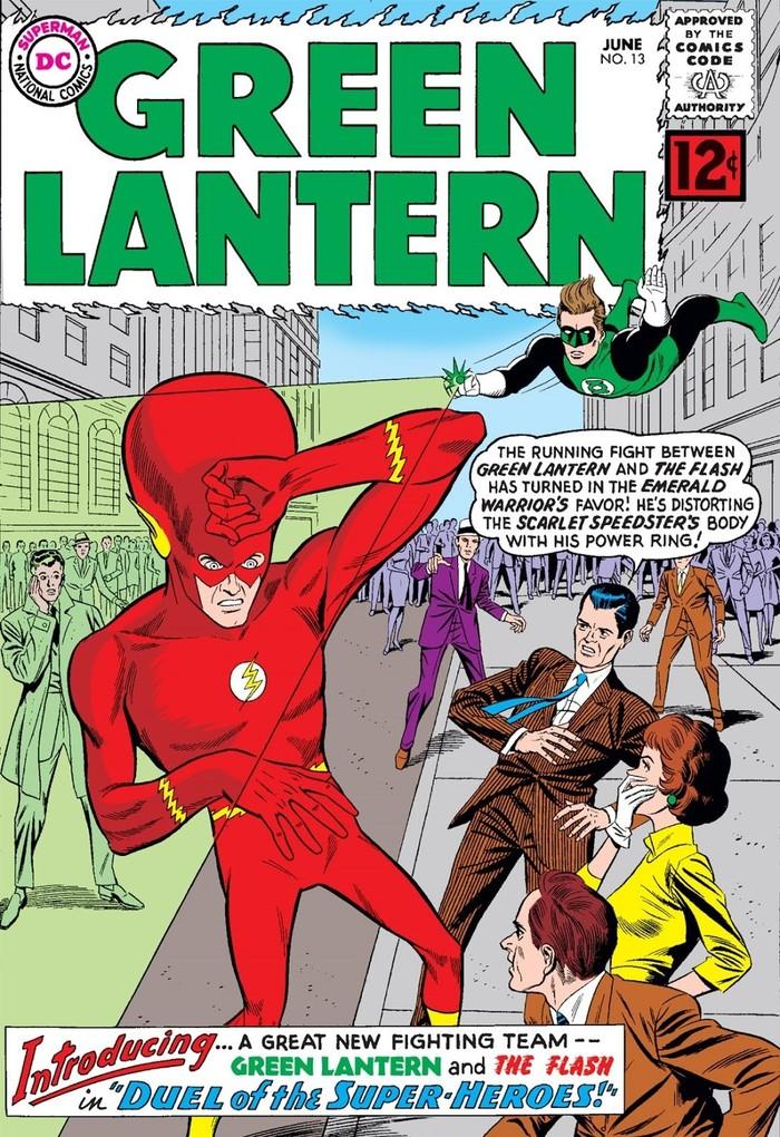 Знакомство с комиксами: Свети, Хэл, свети! Супергерои, Dc comics, Зеленый фонарь, The Flash, Комиксы-Канон, Длиннопост