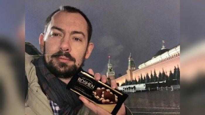 Дерзкая месть Путину и режим зашатался!!! Twitter, Роман Цимбалюк, Красная площадь, Рошен, Украинский журналист, Политика