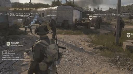 В новой Call of Duty можно смотреть, как другие игроки открывают кейсы