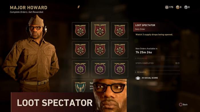 Одно из ежедневных заданий в Call of Duty Call of Duty, Игры, Кейс