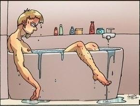 Расслабляющая ванна Ванна, Релакс