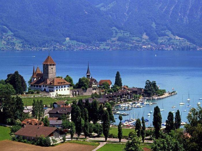 Как решили проблему мусора в Швейцарии? Мусор, Швейцария, Длиннопост