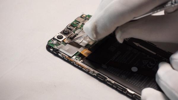 Разбор Huawei Honor 7X Huawei Honor 7X, Разбор, Длиннопост, Гифка
