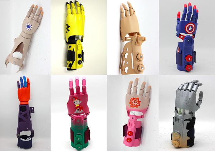 3D-печать за добро: делаем протезы рук и киборгов Технологии, Киборги, Дети, 3d печать, Здоровье, Гифка, Длиннопост